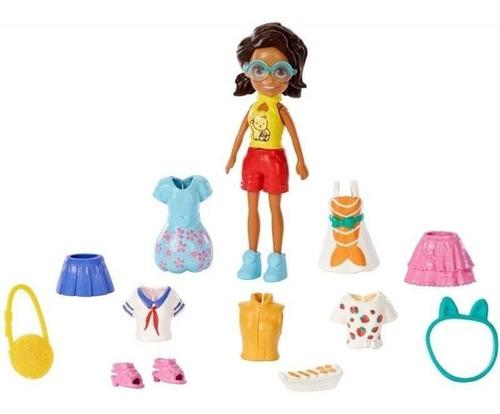 Imagen 1 de 2 de Polly Pocket Moda De Vacaciones