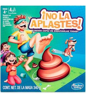 Juego Didactico Hasbro No La Aplastes Original
