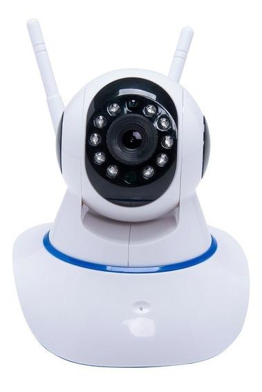 Câmera De Segurança Ip Wifi Hd Audio Sd P2p Yoosee V380