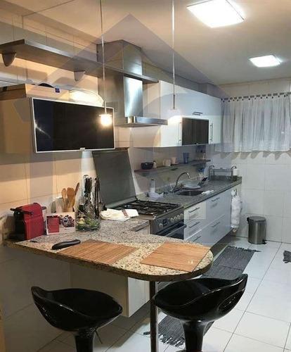 Apartamento Para Venda, 2 Dormitórios, Jardim - Santo André - 5522