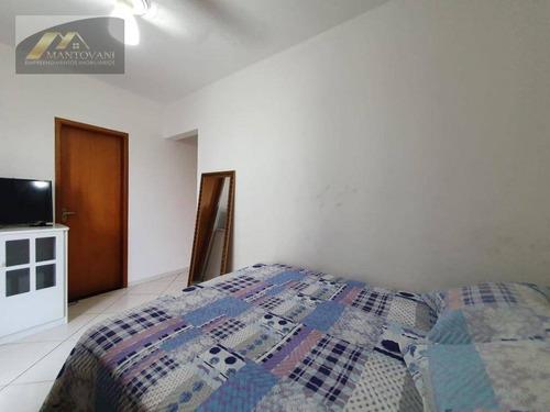 Imagem 1 de 24 de Apartamento Com 2 Dormitórios À Venda, 78 M² Por R$ 380.000 - Vila Assunção - Praia Grande/sp - Ap2682