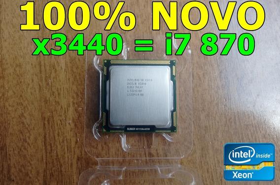 Intel Xeon X3440 2.53ghz = I7 870