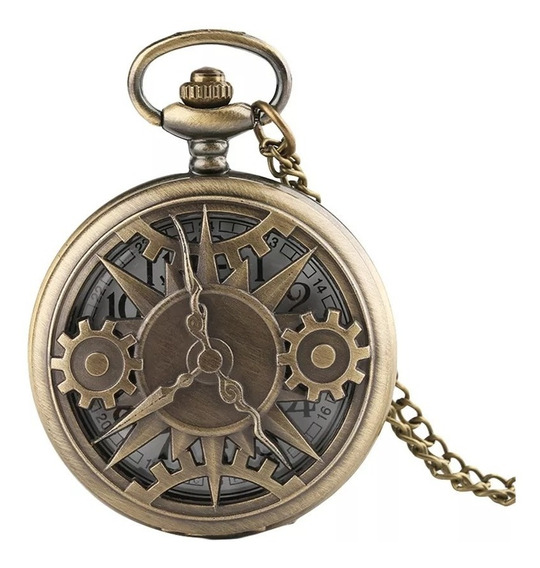 Reloj De Bolsillo, Engranaje
