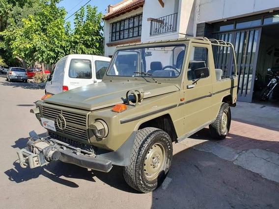 Mercedes-benz Gd 240 Diesel 4x4 - 1980 - Permutas - Financia