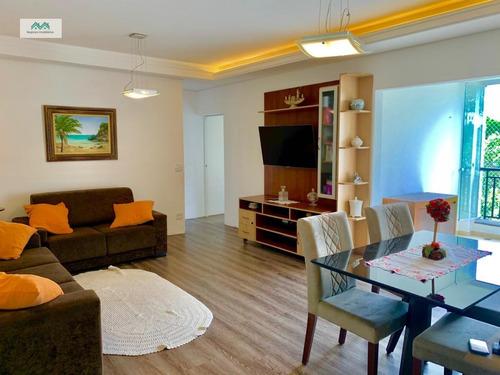 Apartamento À Venda Em Jundiaí/sp - Teffe-ap00270