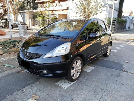 Honda Fit Exl 1.5 Autom Cuero Tope De Gama