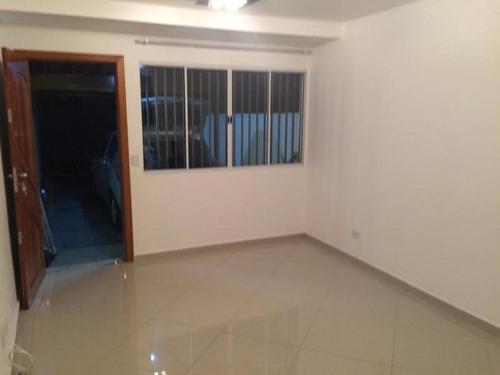 Sobrado Para Venda Em São Paulo, Jardim Cláudia, 2 Dormitórios, 2 Suítes, 1 Banheiro, 2 Vagas - So0671_1-1119631