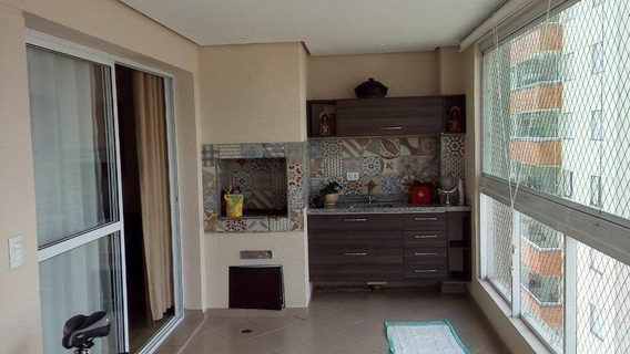 Apartamento Com 3 Dormitórios À Venda, 130 M² Por R$ 840.000,00 - Vila Marlene - São Bernardo Do Campo/sp - Ap0620
