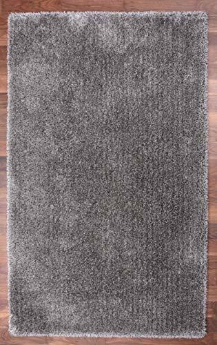 Urban86 Athena Solid Shag Grey Microfibra / Poliester Shag