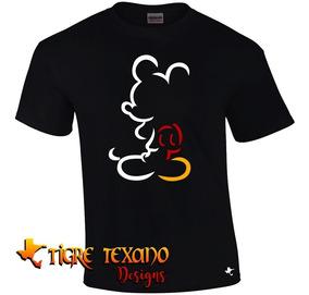 Playera Mickey Mouse Mod.08 By Tigre Texano Designs