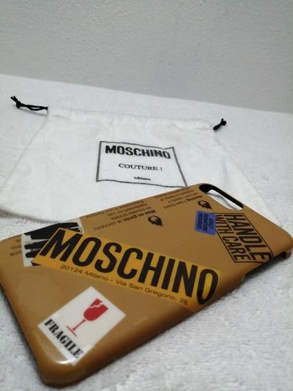 Funda Moschino iPhone 7 Plus Original