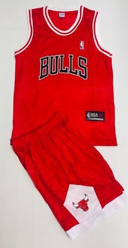 Uniforme Baloncesto Chicago Bulls