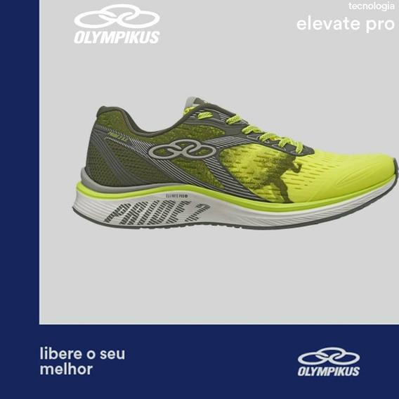 Tenis Running Olympikus Pride 2 S.e. 771 Solado Elevate Pro