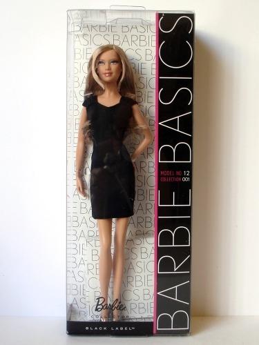 Barbie Basics Model Muse 001 # 12