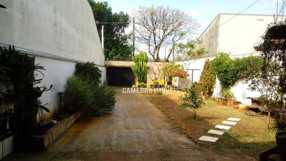 Casa Com 2 Dormitórios Para Alugar, 85 M² Por R$ 1.200/mês - Parque Novo Mundo - Americana/sp - Ca2246