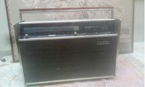 Radio Philco Transglobe Antigo