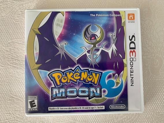 Kit 2 Jogos 3ds - Pokemon Moon + Pokemon Omega Ruby