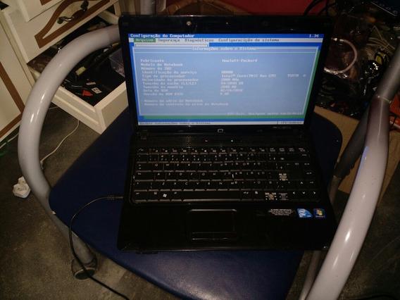 Notebook Compac Hp 510 Leia A Descrição