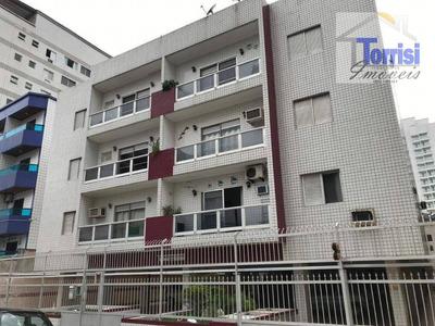 Apartamento Em Praia Grande, 02 Dormitórios , Sala Com Varanda , Cozinha, Wc Social, Vista Para O Mar ,e Mobiliado , No Bairro Guilhermina Ap2053 - Ap2053