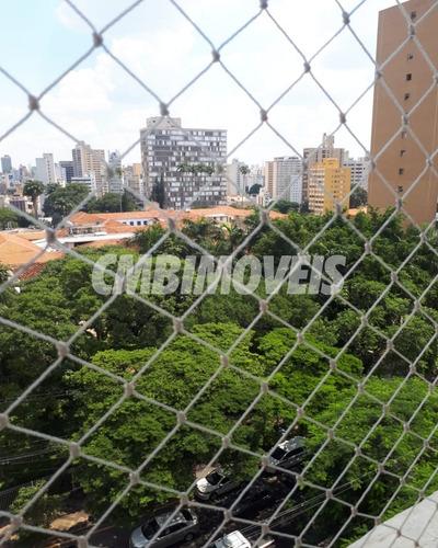Apartamento Para Alugar Cambuí 1 Dorm Campinas - Ap19399 - Ap19399 - 33876488
