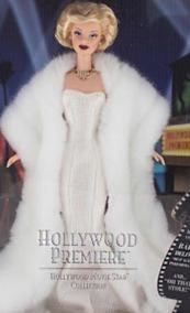Barbie Marilyn Monroe. Nrfb Hollywood Premiere Movie Star