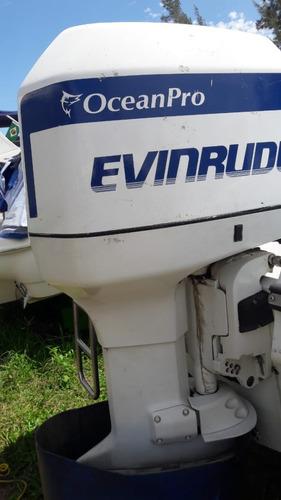 Imagem 1 de 3 de Motor De Popa Evinrude 225 Hp
