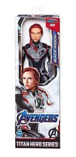 Avengers Viuda Negra - Titan Hero Series - Giro Didáctico