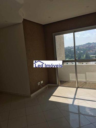 Imagem 1 de 10 de Apartamento Com 3 Dorms, Quitaúna, Osasco - R$ 319 Mil, Cod: 48 - V48