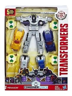 Muñeco Transformers Combiner Force Menasor - Original Hasbro