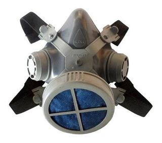 Mascara Respirador Alltec Filtro Poeiras E Névoas