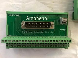 Placa De Conexão Amphenol P:bulletin2090 Ab, 2090,u3bb-d44