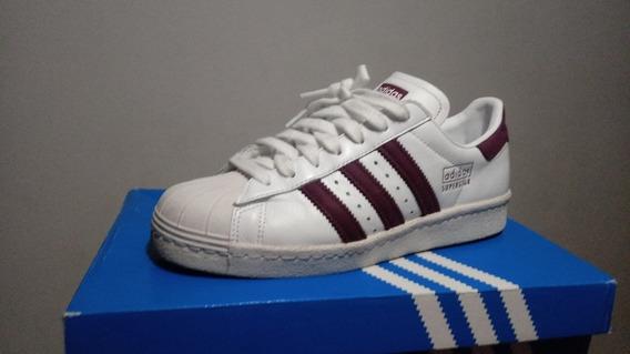 Tenis adidas Superstar 80