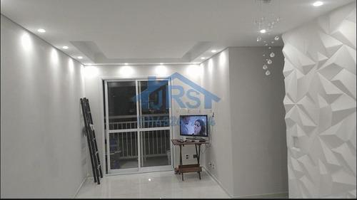 Apartamento Com 3 Dormitórios À Venda, 77 M² Por R$ 462.000,00 - Centro - Barueri/sp - Ap4335