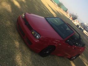 Volkswagen Golf 1.8 Cabrio Gls 5vel Aa Mt