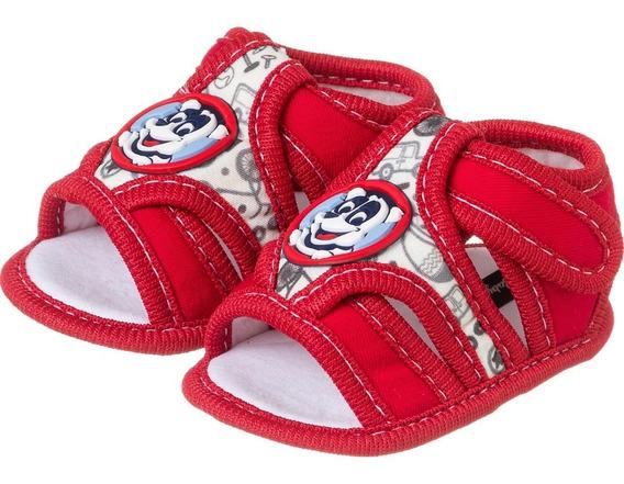 Papete Baby Vermelho Ref: 012.10.38