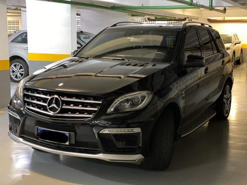 Mercedes Benz Ml Blindada