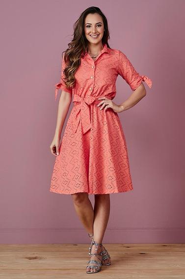 Vestido Feminino Laise Moda Evangélica