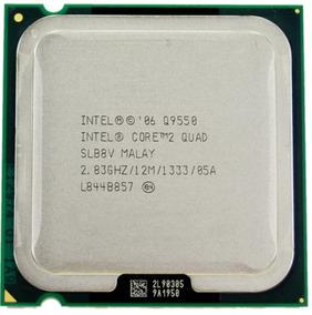 Processador Intel Core 2 Quad Q9550 12mb 2.8ghz Semi Novo