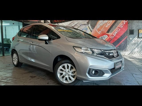 Honda Fit 1.5 Lx 16v 2018
