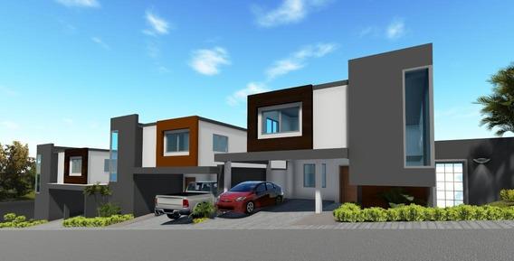 Residencial De 8 Casas Hermoso Proyecto En Mirador Norte