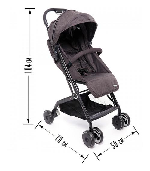 Carrinho De Bebê Passeio Compacto Reclinável Até 15kg Dican