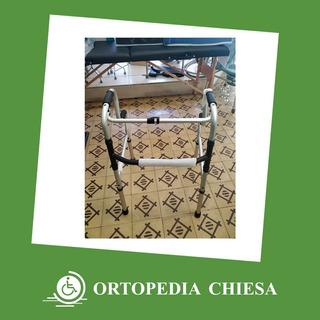 Andador Paso A Paso - Producto De Ortopedia