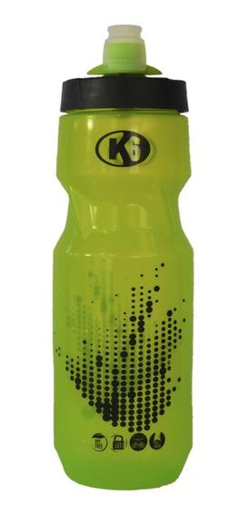 Botella De Agua Termo Cooler Plastico 700ml Deportivo K6