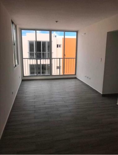 Apartamento De 2habs Con Linea Blanca Incluida En Punta Cana