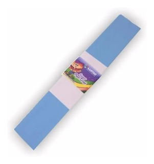 Papel Crepe Bandera X10