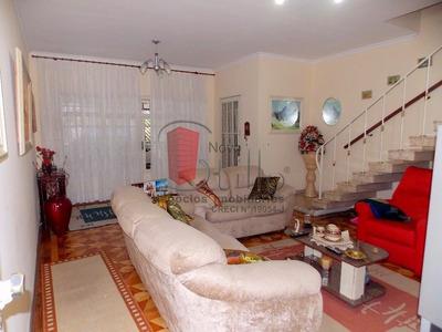 Sobrado - Vila Santa Clara - Ref: 3159 - V-3159