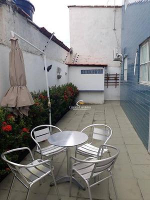 Apartamento Garden Com 3 Dormitórios À Venda, 67 M² Por R$ 290.000 - Bessa - João Pessoa/pb - Gd0022