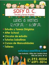 Sofy D.c...estudio Y Tareas Dirigidas Para Niños De Primaria
