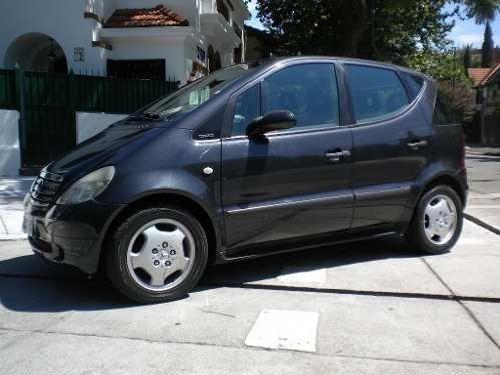 Mercedes Benz Clase A Pocos Kms Reales - Leer La Desc!!