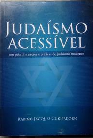 Judaísmo Acessível (rabino Jacques Cukierkorn)